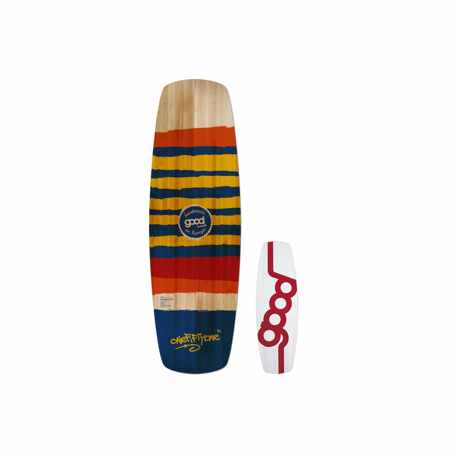 Goodboards ONEFIFTYONE 2019