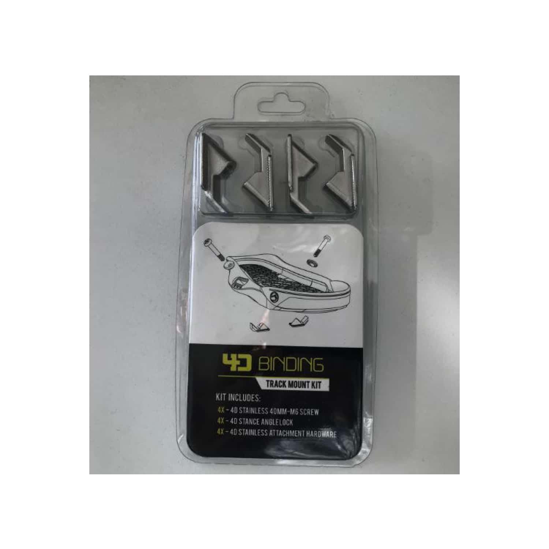 Liquid Force 4D Flextrack Hardware Kit