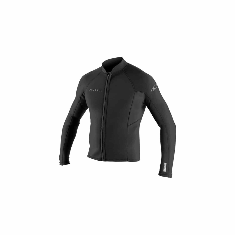 O'Neill Reactor II 2mm Front Zip Long Sleeve Neopren Jacket