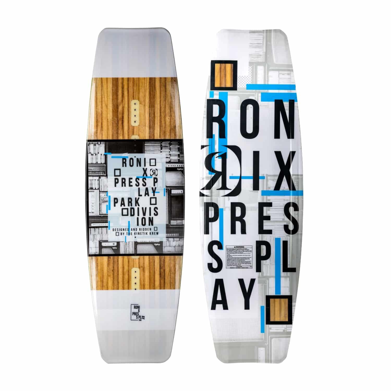 Ronix Press Play Park Board 2021