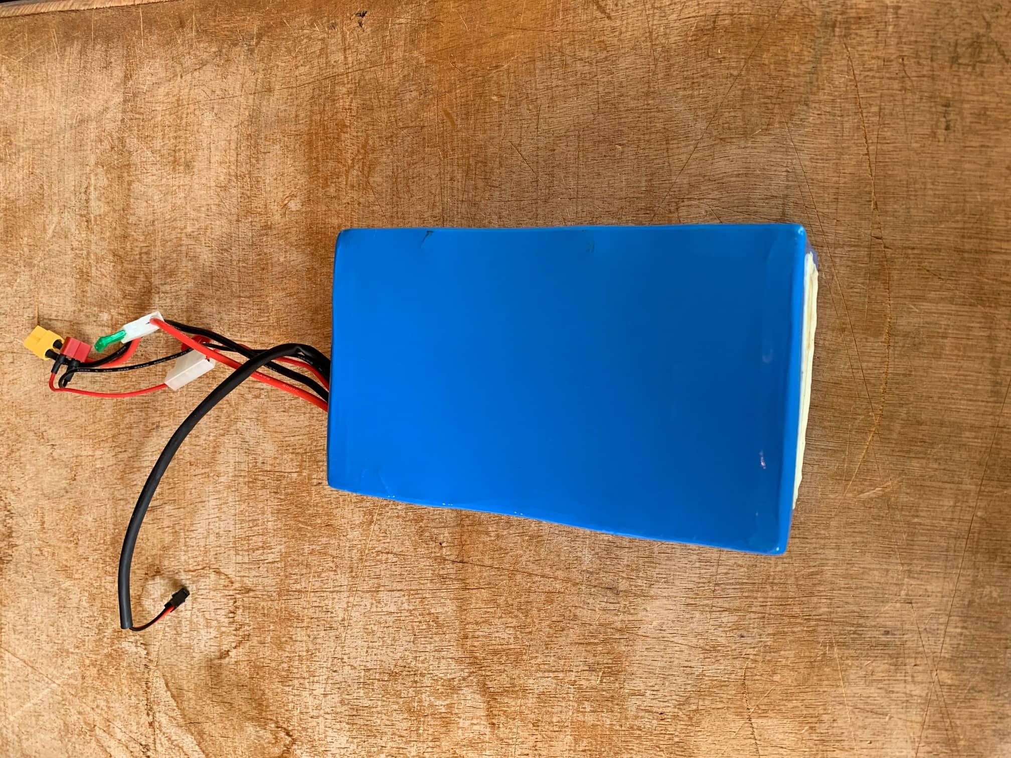 Batterie für den Beachin und Clubman