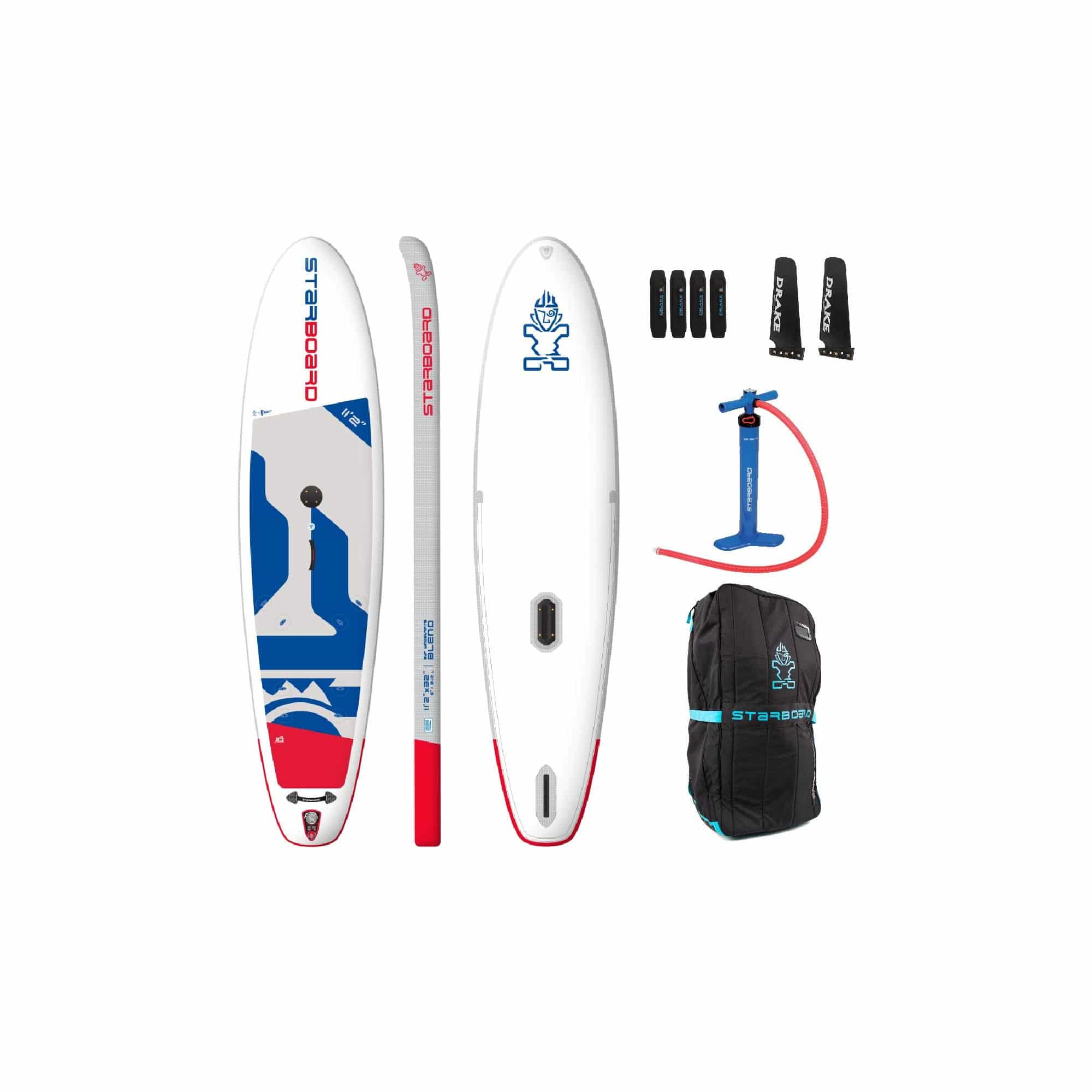 Starboard SUP Windsurfing Blend Zen 2020